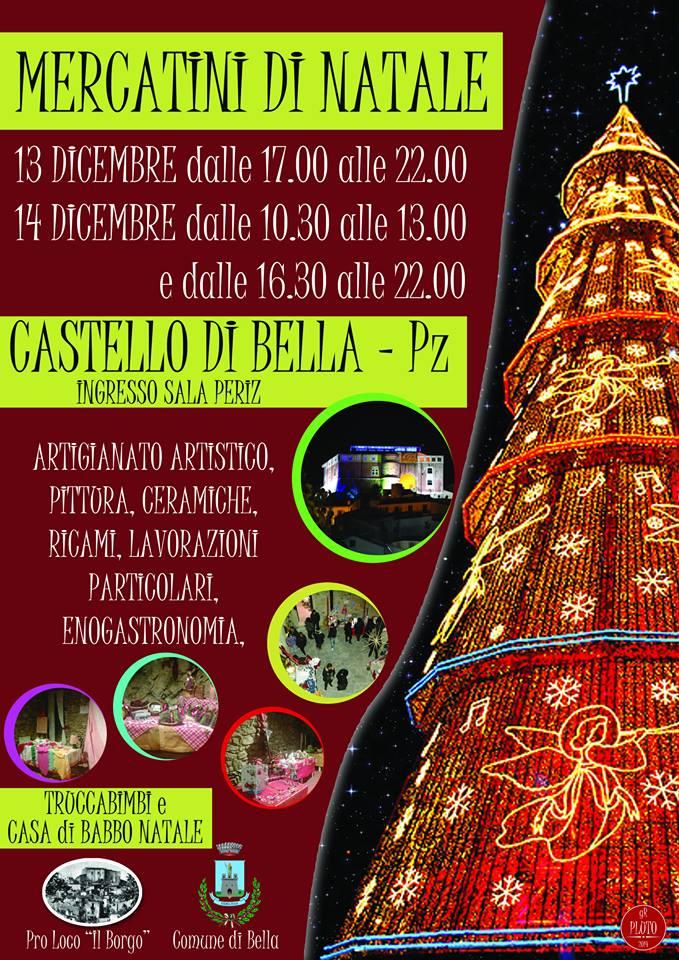 13-14 dicembre a Bella