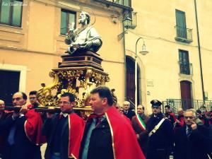 Sant'Anselmo Martire, patrono di Vietri di Potenza
