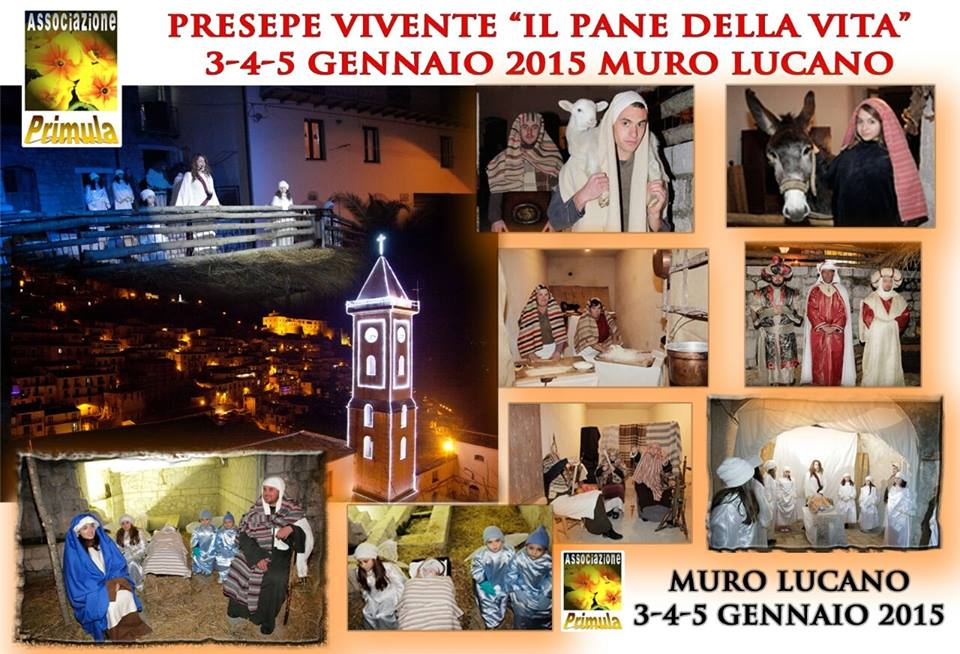 3-4-5 gennaio a Muro Lucano