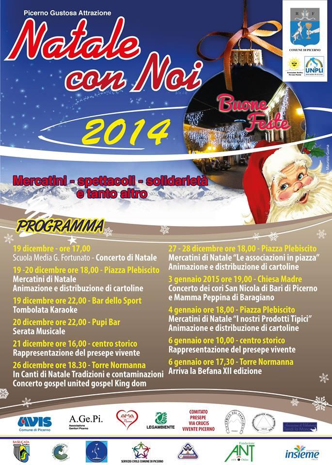 Eventi natalizi Picerno