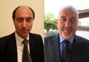 Rocco Carleo e Vincenzo Felitti (PD)