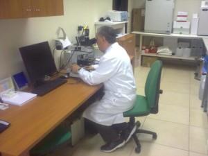Il dott. Antonio Flovilla dell'Anisap