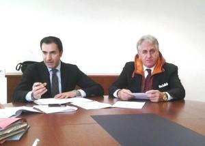 chele Napoli e Paolo Castelluccio, Forza Italia Basilicata