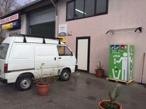 L'eco-compattatore installato da Pessolano Service