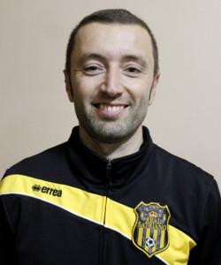 Pascale Donato, attaccante Real Satriano (credits BasilicataGol)