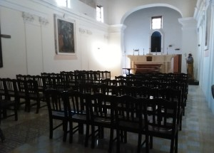 Interno Chiesa di San Giuseppe