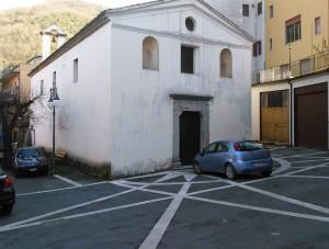 Una veduta della Chiesa di San Giuseppe
