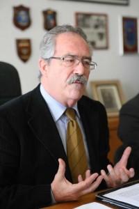 Luigi Gay, a capo della Procura di Potenza