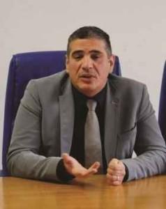 Gianni Perrino del M5S