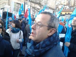 Carmine Vaccaro, segretario regionale UIL Basilicata