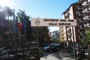 La sede al Francioso dell'UniBas
