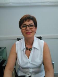 Antonia Losacco, presidente Aspat Basilicata