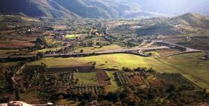 Svincolo San Vito-Vietri - Veduta aerea - Copia