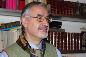 L'autore Luigi Ballerini intervistato dal prof. Mario Coviello