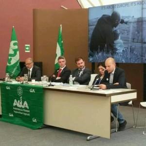 Maranchelli relatore ad Expo