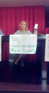 Luisa Rubino di Laga Consumatori
