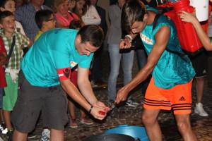 22.8.2015 - La vendemmia a Sant'Angelo Le Fratte