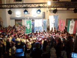 La cerimonia di chiusura della 1^ edizione a Balvano