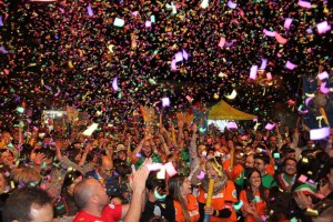 1 - Cerimonia di chiusura a Vietri di Potenza - 26.9.2015
