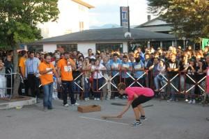 25.9.2015 - A Sant'Antonio Casalini di Bella il gioco Mazz e Piuz