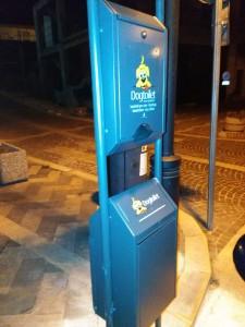 """""""Dogtoilet"""" installato a Vietri di Potenza"""