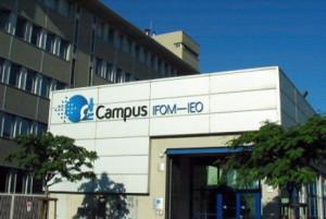 La sede dell'IFOM a Milano