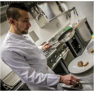 lo chef Gianfranco Bruno