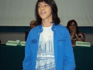 Il giovane concertista Alessandro Papa
