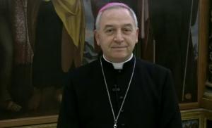 Monsignor Salvatore Ligorio è il nuovo arcivescovo