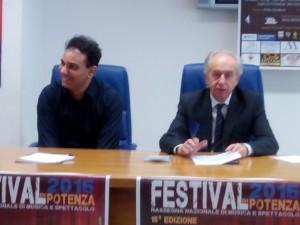 Conferenza festivaldi Potenza 2015