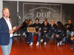 Una foto della terza tappa di #DOR