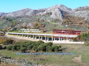2 - Viadotto Franco a Vietri di Potenza