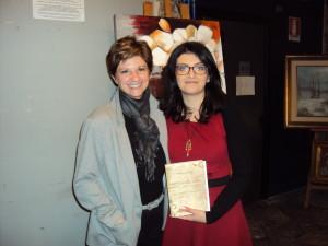 Chara Ponte e Maria Sansone