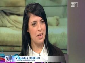 Veronica Turiello su Rai Uno