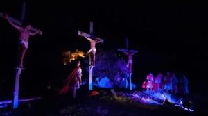 La crocifissione a Vietri di Potenza