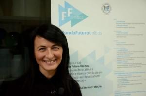 La professoressa Patrizia Falabella