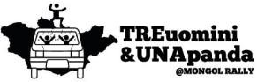 Logo Tre Uomini & Una Panda