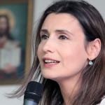 FOTO SERVIZIO Claudia Koll da attrice famosa a missionaria di Di