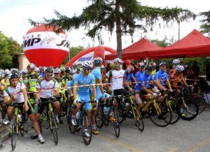 Giro di Basilicata 2016 Picerno-Filiano partenza-min