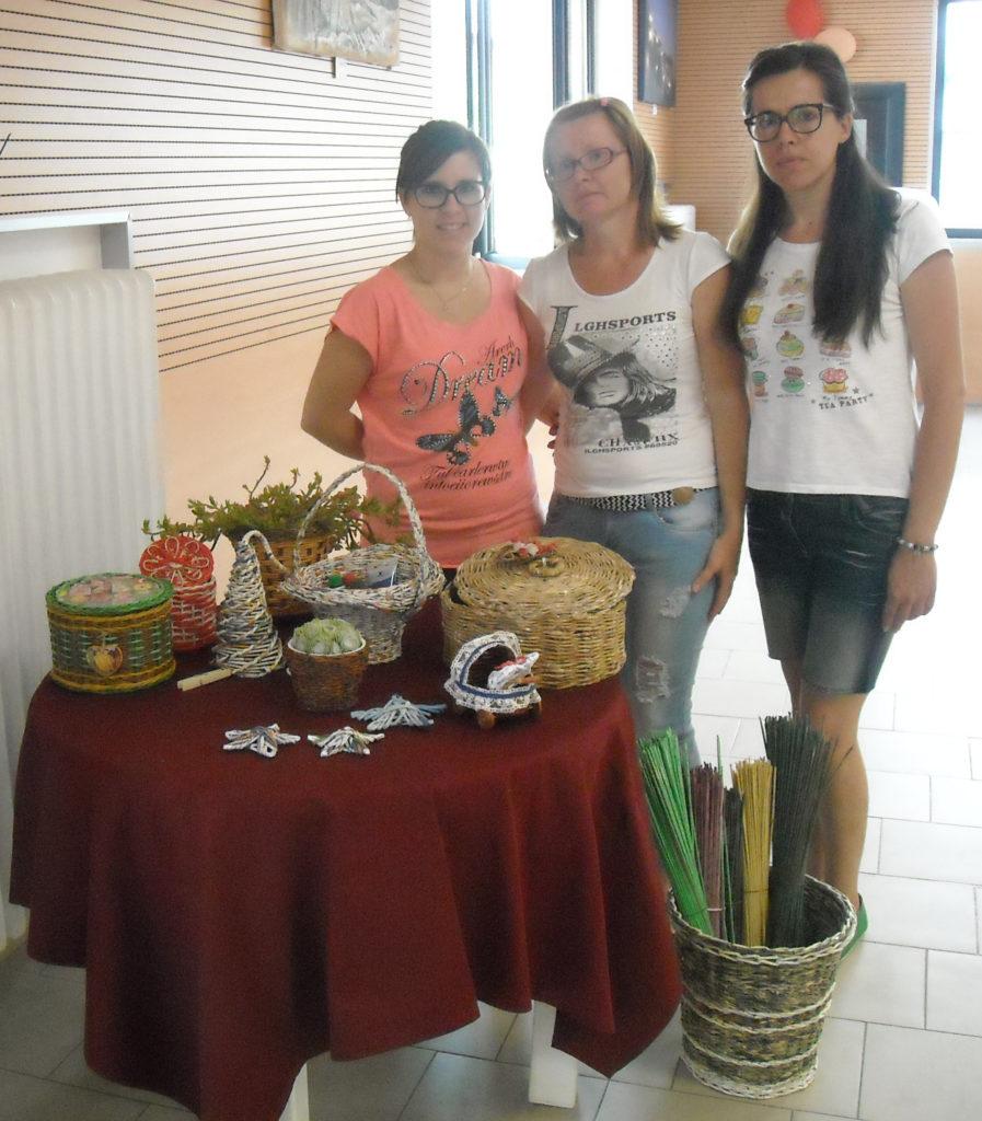 Francesca Pace, Tatiana Shurygina, Donatella Oppido